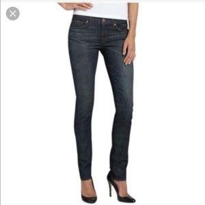 J Brand 912 Skinny Jeans in Tyro Wash